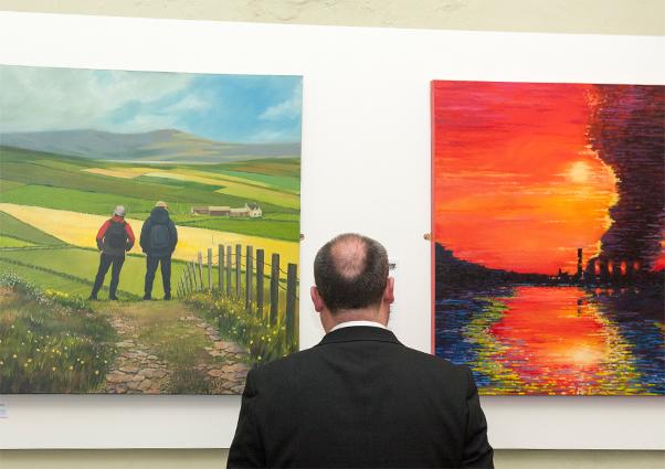 The Chapel Art Gallery