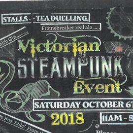 Victorian Steam Punk event