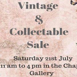 Vintage & Collectable Sale