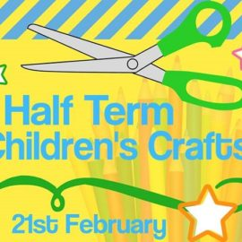 Griswold Gang Half Term Crafts