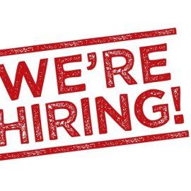 We're hiring! Museum Assistant vacancy