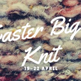 Big Easter knit