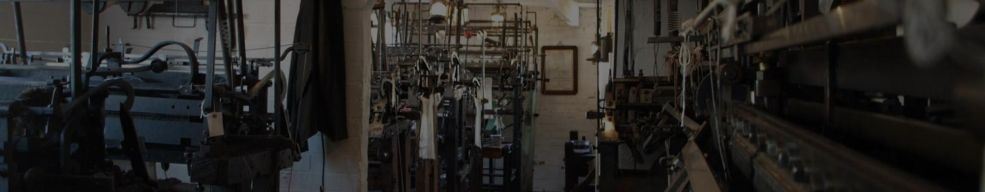 Framework Knitters Museum redevelopment survey